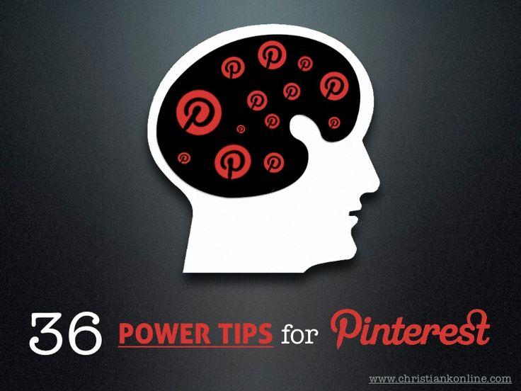 Pinterest Power Tips