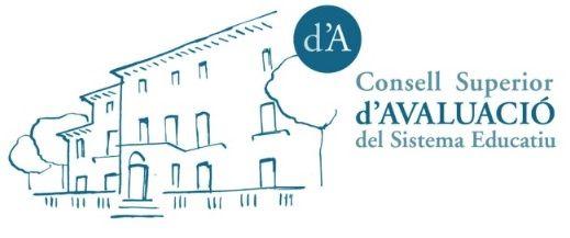 CONSELL SUPERIOR D'AVALUACIÓ DEL SISTEMA EDUCATIU.  Es el órgano de consulta y asesoramiento al Departamento de Educación de la Generalitat que tiene como objetivo efectuar una tarea de análisis y evaluación externa del sistema educativo de nivel no universitario en Cataluña.