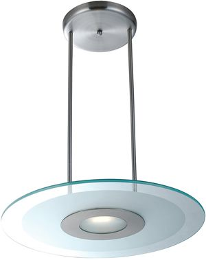 contemporary 9 helius lighting. Modren Helius Access U0027Heliusu0027 Brushed Steel With Frosted Ring 1 Light Pendant Brushed   Clear Center And Ring Glass Throughout Contemporary 9 Helius Lighting