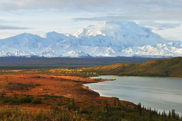 Národný park Denali, Aljaška
