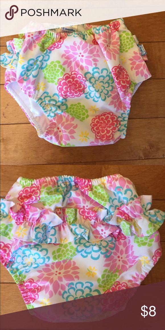 iPlay Size 12 Month Girls Reusable Swim Diaper Excellent Condition! iPlay Swim | Reusable swim diaper. Swim diapers. Clothes design