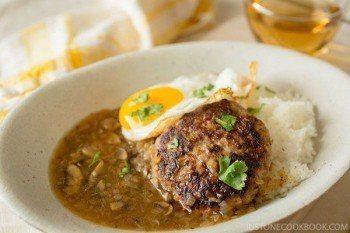 Loco Moco ロコモコ • Just One Cookbook Japanese Food Blog