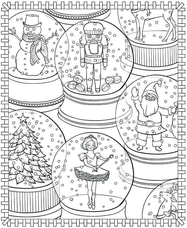 Printable Santa Coloring Pages For Kids Coloring Pages Winter Christmas Coloring Pages Coloring Books