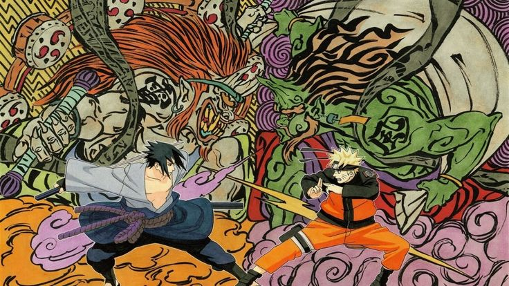 Anime Ninja Elite Match Naruto Game Browser Online