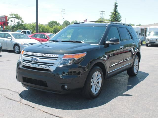 2013 Ford Explorer XLT 4WD #LakelandCarCo #Preowned #Ford #inventory
