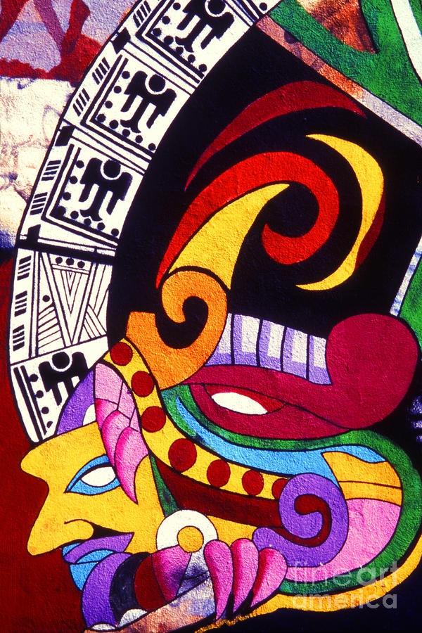 The Room  Aztec Shape