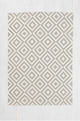Assembly Home Inverted Diamond Rug