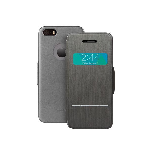 De Moshi SenseCover (€ 44,95) is een stijlvolle hoes voor iPhone 5/5s. Ideaal voor vaderdag, niet?