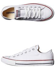 CONVERSE+WOMENS+CHUCK+TAYLOR+ALL+STAR+LO+SHOE+-+OPTICAL+WHITE+on+http://www.surfstitch.com