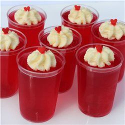 Party Ideas Queen of Hearts Jelly