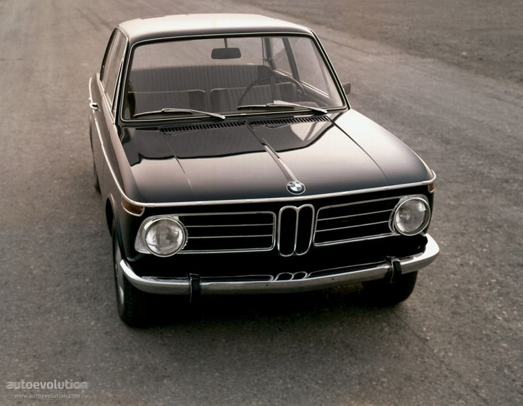 BMW 2002 (1968 - 1975) - enlarge photo