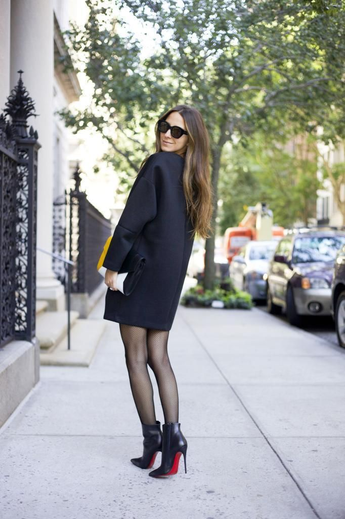 If you want to know how to wear ankle boots for date night or an after-work even…