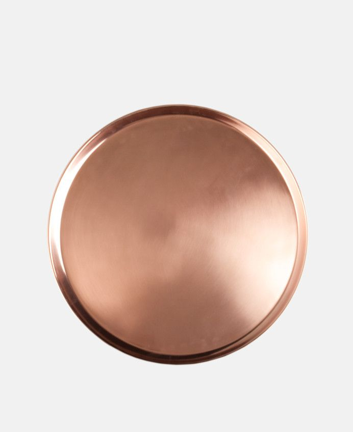 Medium Copper Tray