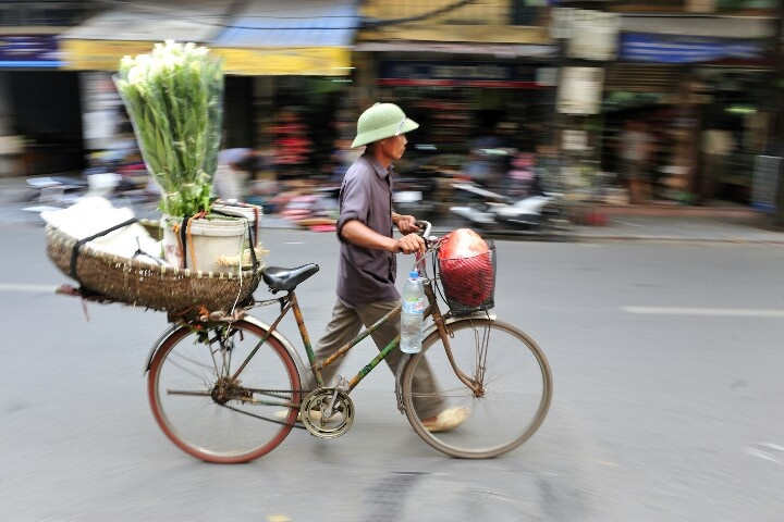 Paseando por Hanoi