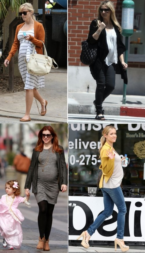25 Best Ideas About Celebrity Maternity Style On