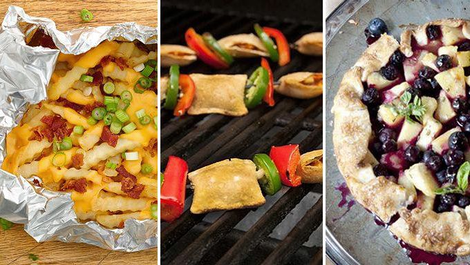17 Things You Probably Didnt Know You Could Grill - Tablespoon