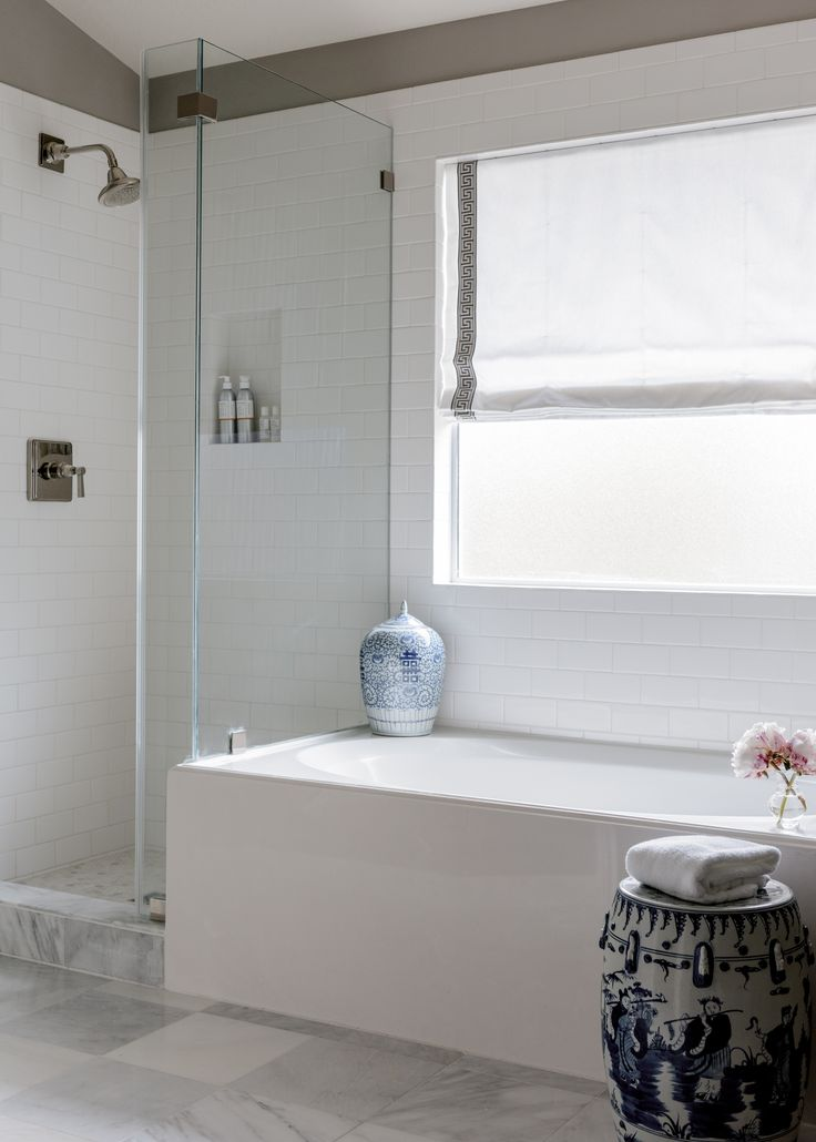 Paloma Contreras Design Houston Master Bathroom La