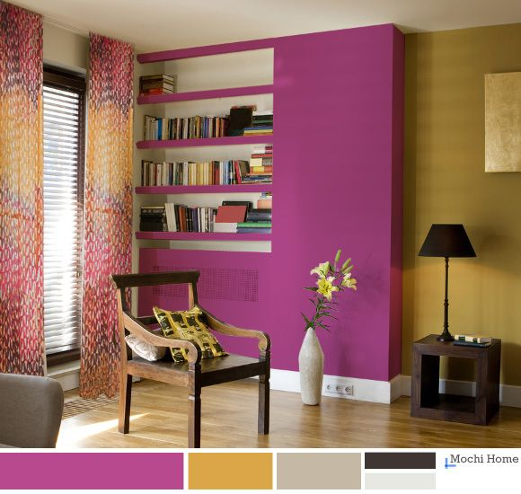 Best 25 purple living rooms ideas on pinterest purple Purple living room color schemes