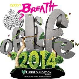 Breath of Life Festival 2014 - Inveresk Launceston Tasmania