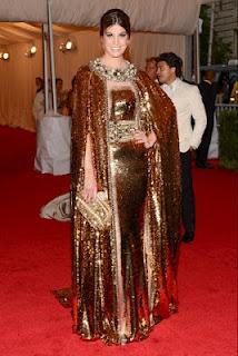 Bianca Brandolini d`Adda wears Dolce& Gabbana - Met Ball 2012: Brandolini D Adda, Fashion, Costume Gala, Met Gala, 2012 With, Dress, White Brandolini, Dolce & Gabbana