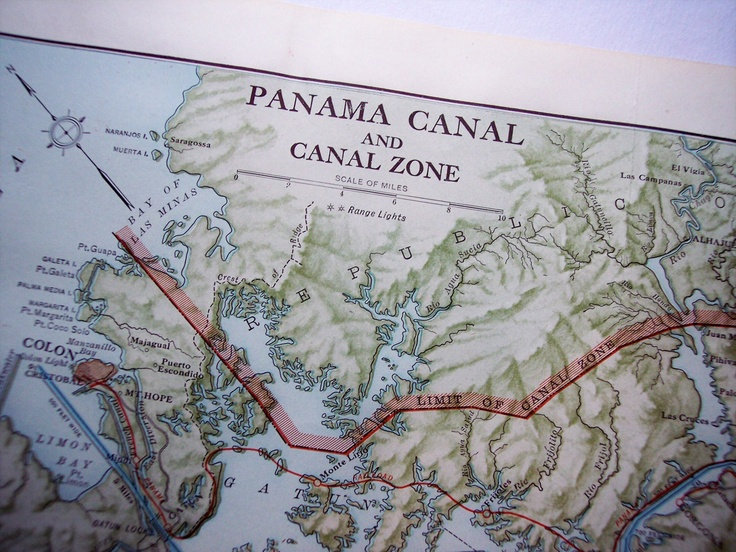 an analysis of the building of the panama canal in central america 2010-6-10 it doesn't help that building a big, powerful dam has become a symbol of achievement for nations and  that affect the central nervous system and alter perception, mood.