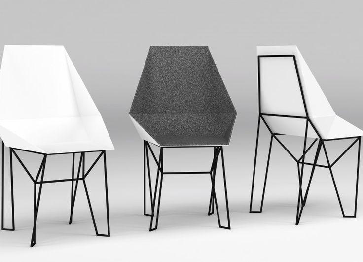 Sedie vestite ~ Oltre fantastiche idee su sedie di metallo su sedie