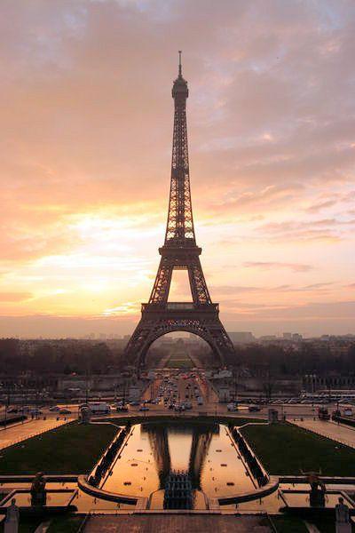 #40 Eiffel Tower, Paris, France