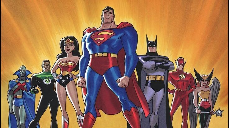 Justice League: Animated Movie Reunion?