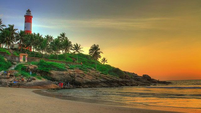 6 Top Tourist Places To Visit In Kerala: Kovalam