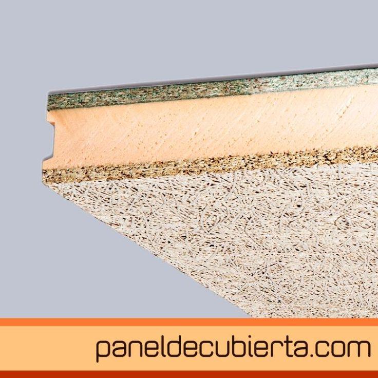 Panel de cubierta heraklith xps aglomerado hidrofugo www for Sandwich para tejados de madera
