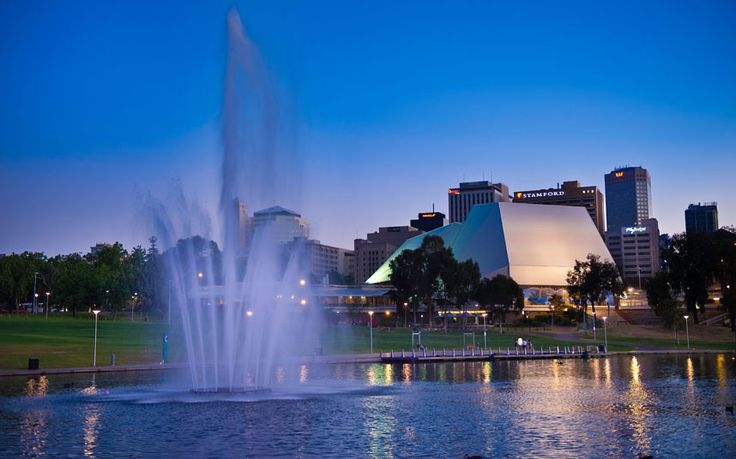 6. Adelaide, Australia
