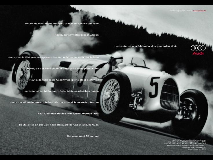 Best Auto Union Audi Images On Pinterest Vintage Racing