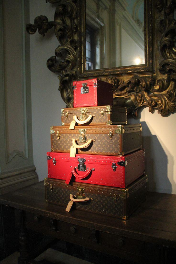 @Louis Vuitton Official at #iSaloni #MilanDesignWeek #LouiVuitton #TomDixon #CovetEdition #coveted #interiordesigmagazine