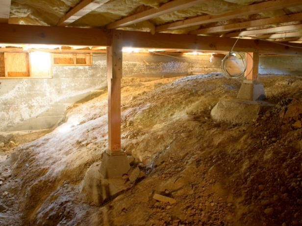 1000+ Ideas About Crawl Spaces On Pinterest | Crawl Space