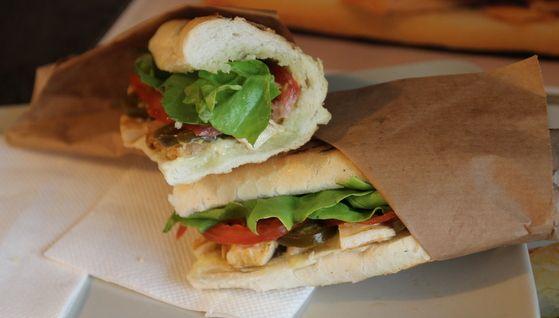 Sandwich Jalapeno TSF