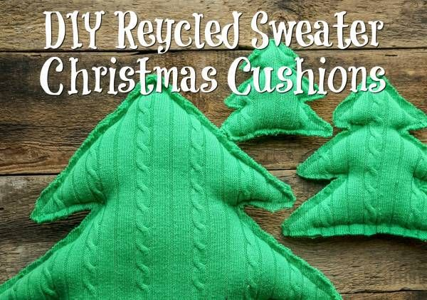 These Easy DIY Cushions have been made using Recycled Sweaters. You could use recycled blankets from the thift store too. These Cushions are super cute and great for tweens and teens to make. This …