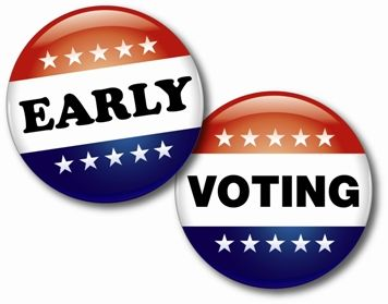 25+ great ideas about Early voting locations on Pinterest
