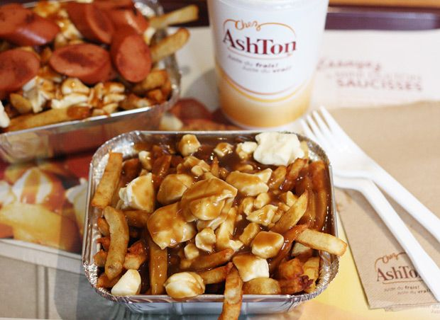 Chez Ashton - Poutine Why can't I have you right nowwwwww?!?!