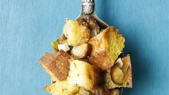 Chestnut Stuffing Recipe - Allrecipes.com