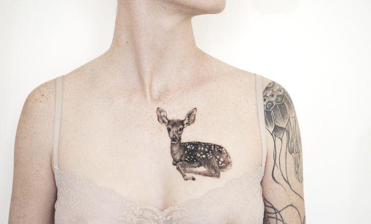fawn tattoo google search tattoos pinterest fawn tattoo tattoo and skin art. Black Bedroom Furniture Sets. Home Design Ideas