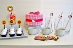 Hello Kitty Baby Shower party http://www.luvavenue.com