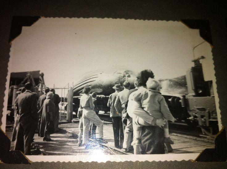 Whaling Byron Bay 1960s
