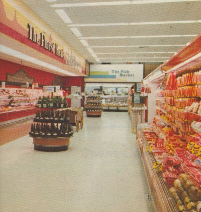 7 best Grocery Stores and Supermarkets (1970 - 1989) images on ...