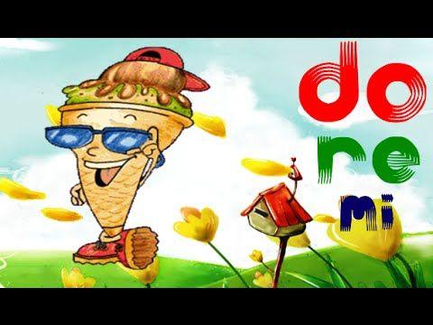 DO-RE-Mİ - Eğlenceli Müzik Notaları Çocuk Şarkısı