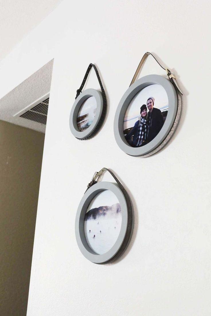 DIY: Marcos circulares