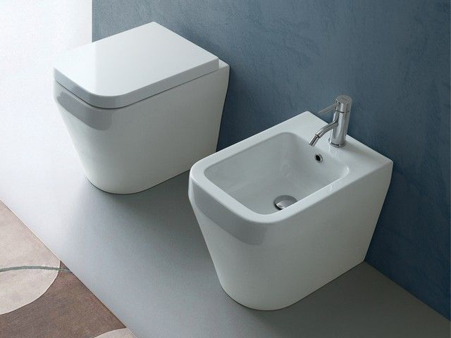 Toilette bagno ~ Best sanitari bagno a terra images contemporary