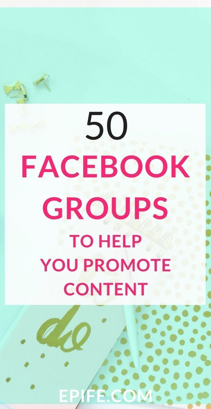 50 Rocking Facebook Groups For Entrepreneurs, Bloggers and Business Persons - Epife Blog | Looking to promote your content in Facebook Groups? Also, use FREE secrets to get maximum blog traffic on your website content Content Marketing | Social Media Tips | Facebook Blog Traffic | Bloggers Group | Content Marketing Strategies | Facebook Marketing | Online Marketing | Free Blogging Resources - Click to get the free list of groups and PIN it. #socialmediamarketingstrategy