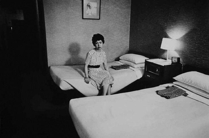 'Sentimental Journey' by Nobuyoshi Araki, 1971