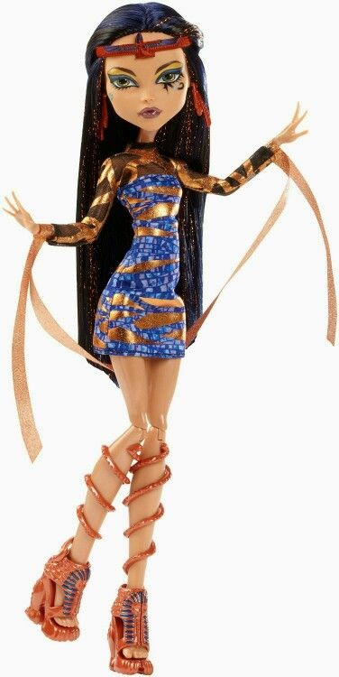 Cleo de nile boo york doll mattel