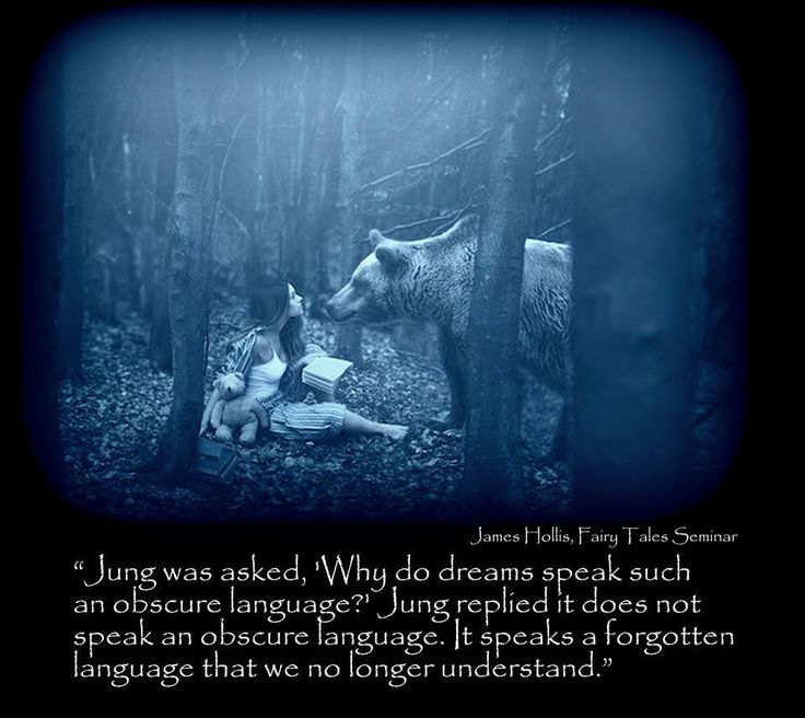 He [Jung] showed clearly how conscious man ignored such facts at his peril, and moreover taught himself and men how to read the language of dreams as if they were the forgotten language of the gods themselves. ~Laurens Van Der Post, Jung's Understanding of the Meaning of the Shadow pages 205-229 http://www.ratical.org/many_worlds/LvdP/Jung.html